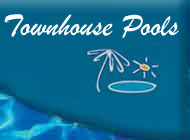 townhouse pools logo